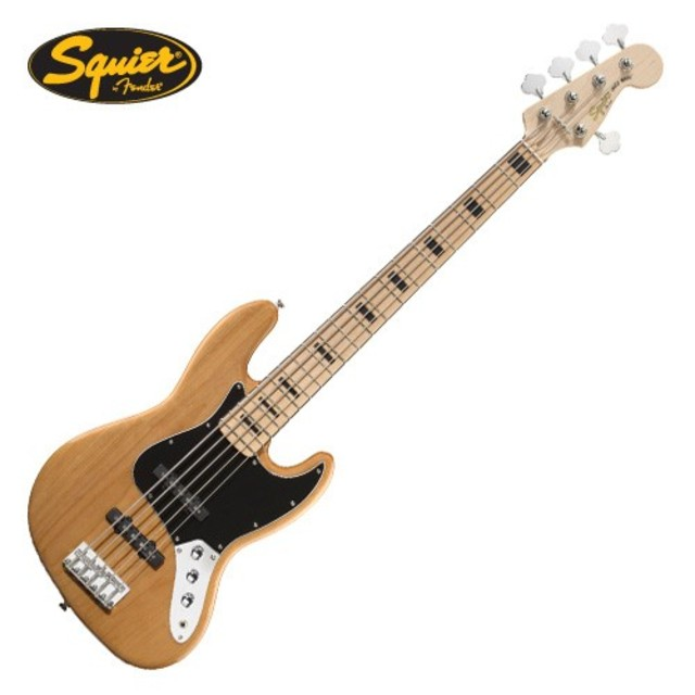 Squier by Fender 스콰이어 베이스기타 Vintage Modified '70s Jazz Bass 5 strings V뮤직메카