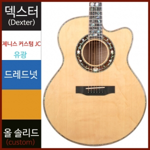 덱스터 통기타 ZENITH CUSTOM (JC Type)Dexter