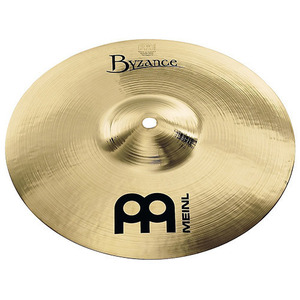 Meinl Byzancer Brilliant Splash 심벌 6인치B6S-B뮤직메카