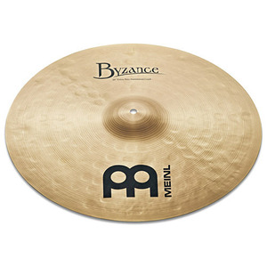 Meinl 메이늘 크래쉬 심벌 18인치 Byzance Traditional Extra Thin Hammered Crash B18ETHC뮤직메카