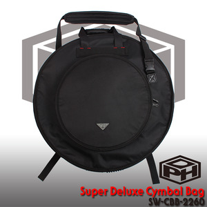 PDH Super Deluxe Cymbal Case Black 24 심벌케이스 SW-CBB-2260 뮤직메카