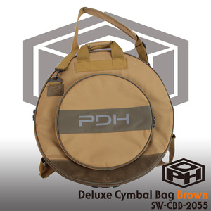 PDH Super Deluxe Cymbal Case Brown 22 심벌케이스 SW-CBB-2055 뮤직메카