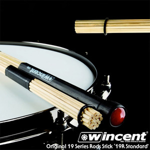 Wincent 빈센트 로드스틱 Original 19 Series Rods Stick (W-19R) 뮤직메카