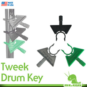 Slug Percussion Tweek Key (편리한 드럼키) SL-KEY
