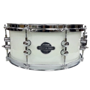 Sonor Essential 스네어드럼 SD1465 CremeWhite 17313033뮤직메카