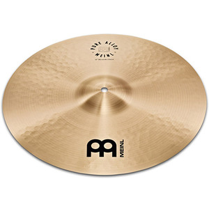 Meinl Pure Alloy 16인치 Medium Crash(크래쉬) 심벌 Traditional PA16MC뮤직메카