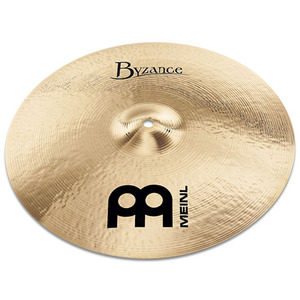 Meinl Byzance Brilliant Thin Crash(크래쉬)심벌 18인치 B18TC-B뮤직메카