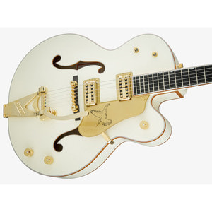 Gretsch 그레치 일렉기타 G6136T-59 Vintage Select Edition '59 FALCON™ Vintage White 뮤직메카