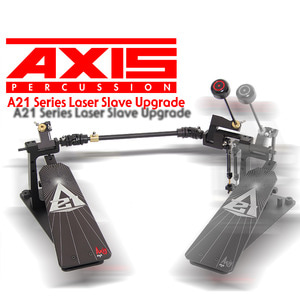 Axis 엑시스 드럼페달 트윈페달 A21 series Laser Slave Upgrade Kit (A21IIUP)뮤직메카