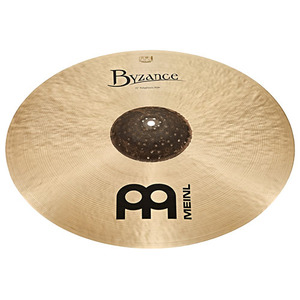 Meinl Byzance Traditional Polyphonic Ride 라이드 심벌 21인치 B21POR뮤직메카