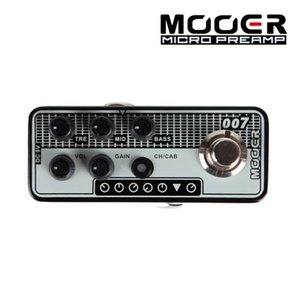 Mooer 무어 기타이펙터 Digital Preamp / Tone King Falcon 007 REGAL TONE뮤직메카