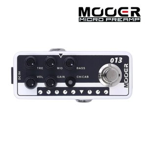 Mooer 무어 기타이펙터 Digital Preamp / Matchless C30 013 MATCHBOX