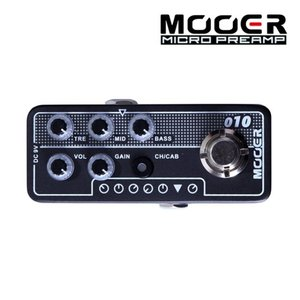 Mooer 무어 기타이펙터 Digital Preamp / Two-Rock Coral 010 TWO STONE뮤직메카