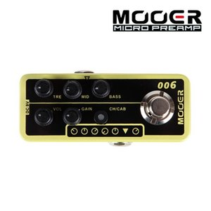Mooer 무어 기타이펙터 Digital Preamp / Fender Blues Deluxe 006 CLASSIC DLX뮤직메카