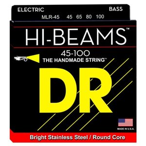 DR HI-BEAM Stainless 베이스줄 MR-45 (45-100)뮤직메카