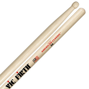 VicFirth 3A 우든팁 American Classic Hickory  3A뮤직메카