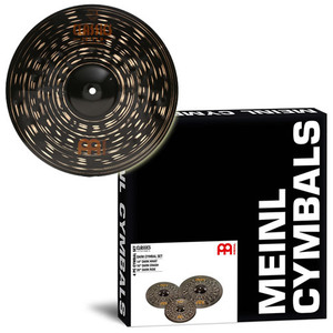Meinl Classics Customs Dark 심벌세트 5장 CCD460-18뮤직메카