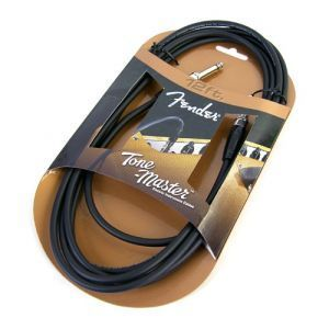 Fender 펜더12ft(=3.5m) Tone Master Performance Seris Cable뮤직메카