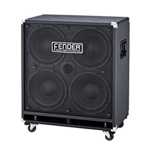 Fender 펜더 베이스 캐비닛  Rumble™ 410 cabinet  1000와트뮤직메카