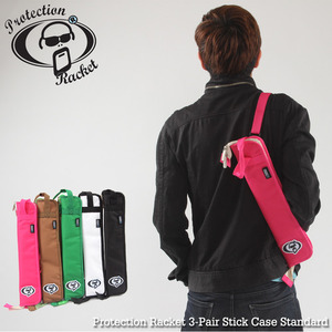 Protection Racket 스틱가방 3-Pair Standard Stick Case 5가지색상 PR6027뮤직메카
