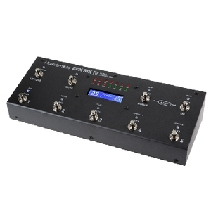 MusicomLAB Audio Controller EFX MKIV뮤직메카