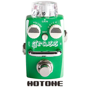 HOTONE 핫톤 기타이펙터 GRASS : Analog Dumbletype Overdrive Pedal (SOD-1)뮤직메카