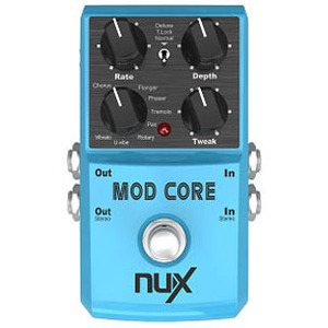 Nux 넉스 기타이펙터 Mod Core Deluxe (Modulation)뮤직메카