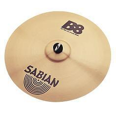 SABIAN B8 Series Crash Ride 18 뮤직메카