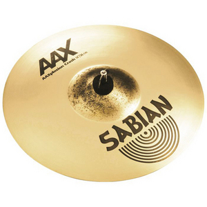 SABIAN AAXplosion Crash 16인치 뮤직메카